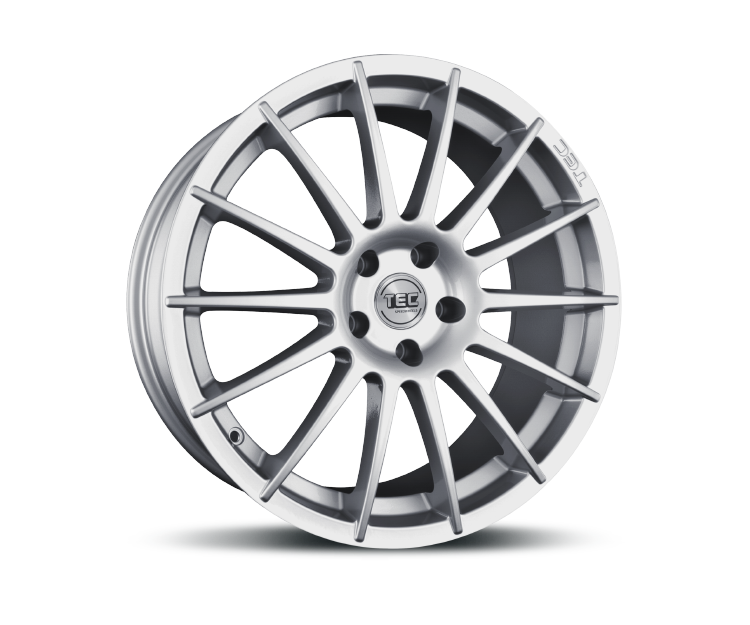 TEC-SPEEDWHEELS AS2 STERLING SILBER Felgen