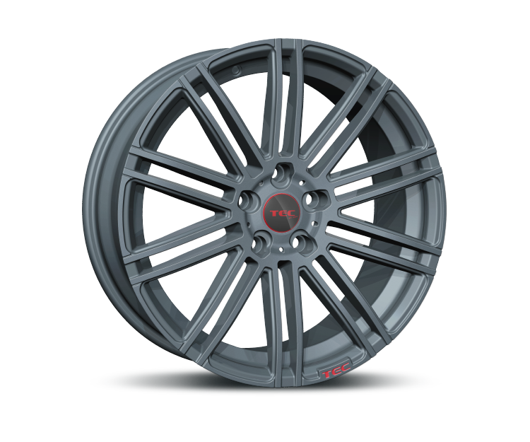 TEC-SPEEDWHEELS AS3 DUNKEL GRAU Felgen