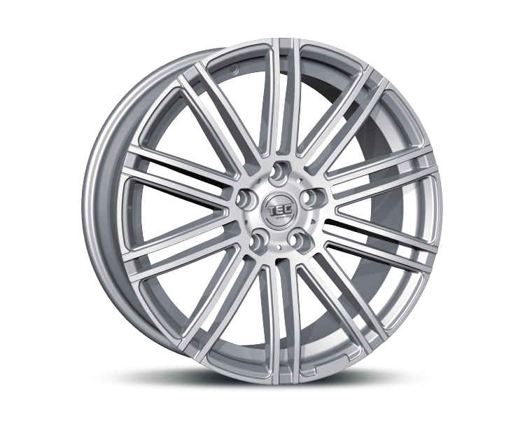 TEC-SPEEDWHEELS AS3 STERLING SILBER Felgen