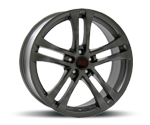TEC-SPEEDWHEELS AS4 DUNKEL GRAU Felgen
