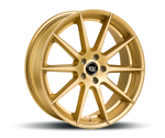 TEC-SPEEDWHEELS GT7 GOLD