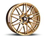ULTRAWHEELS UA1 GOLD Felgen