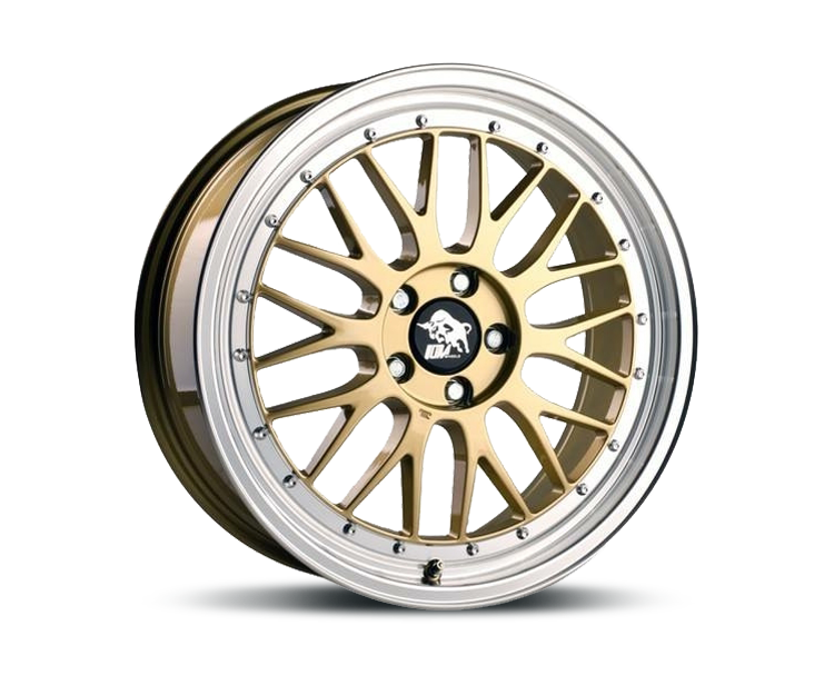 ULTRAWHEELS UA3 GOLD Felgen