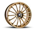 ULTRAWHEELS UA4 GOLD Felgen