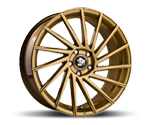 ULTRAWHEELS UA9 GOLD Felgen