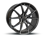 V1-WHEELS V1 DAYTONA GREY FULL MACHINED Felgen