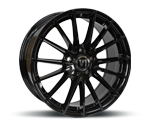 V1-WHEELS V2 BLACK GLOSSY PAINTED