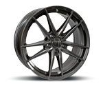 V1-WHEELS V3 DAYTONA GREY FULL PAINTED Felgen