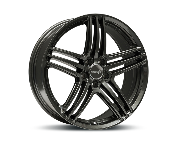 WHEELWORLD WH12 DGM+ Felgen