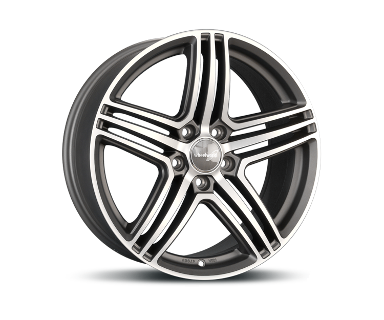 WHEELWORLD WH12 DGP Felgen