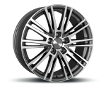 WHEELWORLD WH18 DGP+ Felgen