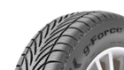 BF GOODRICH G FORCE WINTER EL (TL)