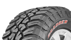 GENERAL TIRE GRABBER X3 FR (TL)