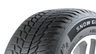GENERAL TIRE SNOW GRABBER PLUS FR 3PMSF M+S (TL)